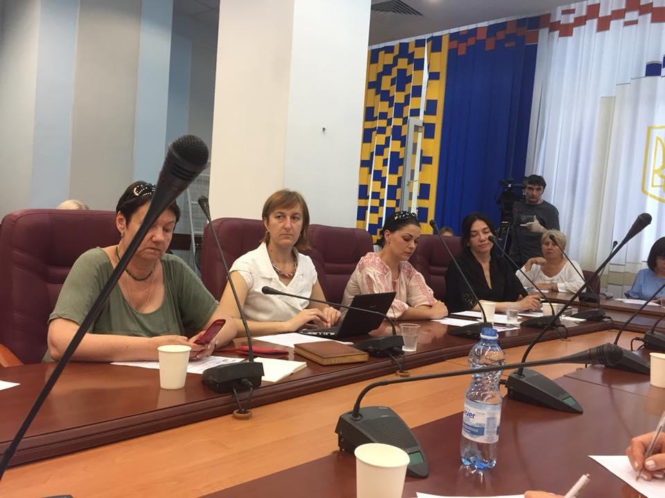 «Жінки. Мир. Безпека» – навчальний семінар у м. Львові